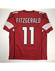 Unsigned Larry Fitzgerald Arizona Red Custom Stitched Football Jersey Size Men's XL New No Brands/Logos