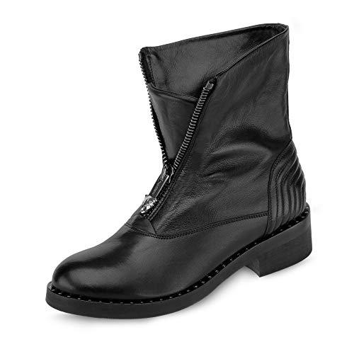Marc Marc Boots Women's Cain Cain Women's Black Boots q8xHEgw