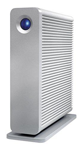 Lacie Rack (Lacie D2 Quadra Hard Disk - Hard Drive - 3 Tb - External - Firewire 800 / Superspeed Usb / Esata-300 - 7200 Rpm)