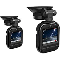 TaoTronics Car DVR Dash Cam 2K/30fps - 2 Pack