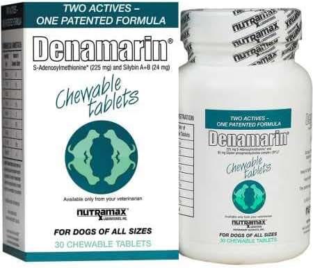 Nutramax Denamarin Chewables, 30 Count