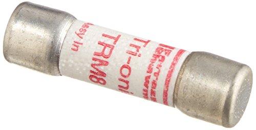 (Mersen TRM Tri-Onic Time-Delay Midget Fuse, 250VAC, 10kA, 8 Ampere, 13/32