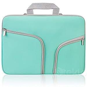 iBenzer Neoprene Green Laptop Bags