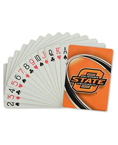 Hunter Oklahoma State Cowboys Playing Cards