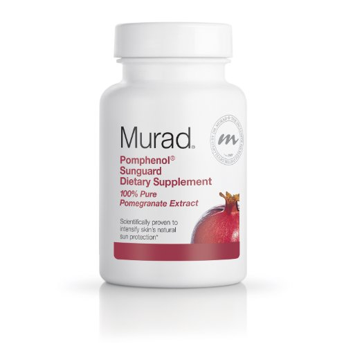 Murad Pomphenol Sunguard Supplement Pomegrante