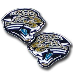 - NFL Jacksonville Jaguars Stud Earrings