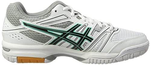 Asics Volleyball De Multicolore white black Femme Chaussures rocket cockatoo Gel 7 rqwXaBr