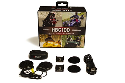 Fantastic Deal! UCLEAR HBC100 Sports Helmet Communicator Bluetooth Headset