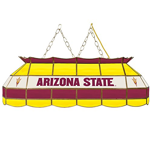 NCAA Arizona State University Tiffany Gameroom Lamp, 40'' by Trademark Gameroom