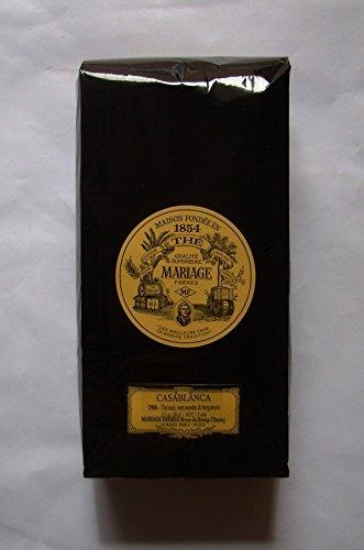 Mariage Frères - CASABLANCA® - LOOSE LEAF BAG - 17.63oz / 500gr by Mariage Frères - CASABLANCA® - LOOSE LEAF BAG