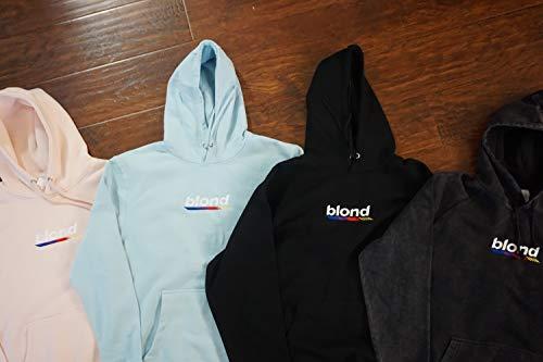 - Blond Hoodie Embroidered Pullover Hoodie Frank Ocean Blonde