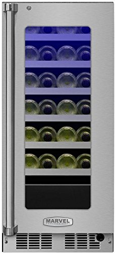 Marvel MP15WSG4RS Professional Series Wine Refrigerator