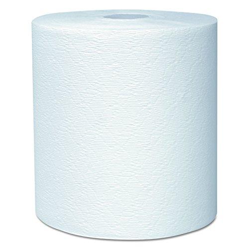 Kleenex 50606 Hard Roll Towels, 8 x 600ft, 1 3/4