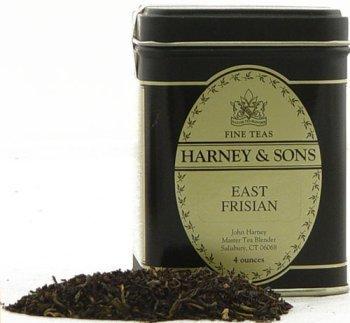 East Frisian, Loose tea in 4 Ounce tin