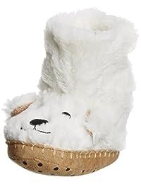 Hatley Kids Slouch Slipper - Polar Bear