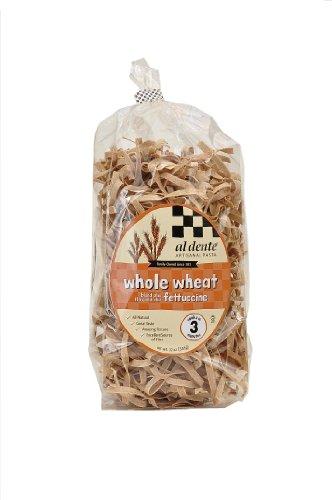 (Al Dente Whole Wheat Fettuccine, 12-Ounce Bag (Pack of 6))
