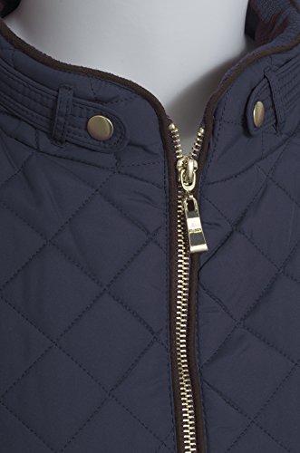 Women's Zip Front Lightweight Quilted Zip Jacket