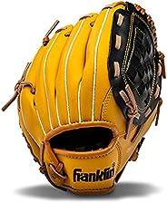 Franklin Sports Luva de beisebol e softbol – Field Master – luva de beisebol e softball