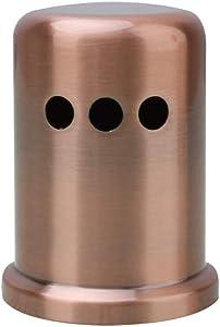 Copper Kitchen Dishwasher Air Gap Cap, Copper Air Gap Cover for Replacement(AK105AC) - Akicon