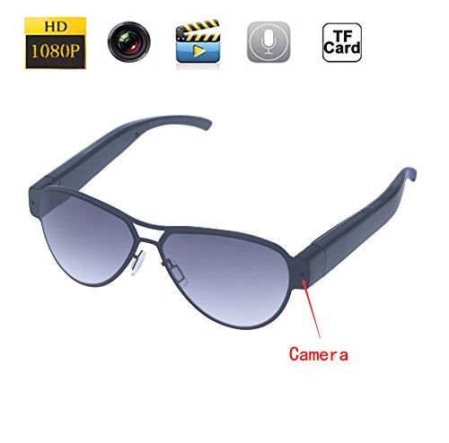 Camera Sunglasses 19201080 Surveillance Recorder product image