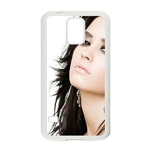 Demi Lovato Samsung Galaxy S5 Cell Phone Case White NRI5100907