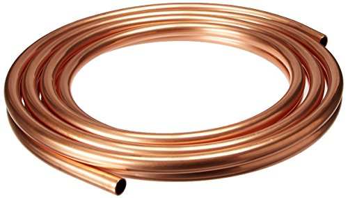 MUELLER RC5820 Refrigeration Short Coil Tubing, 5/8 In, 20 Ft L ()