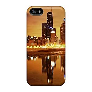 Mialisabblake Design High Quality Chicago Late Evening Cover Case With Excellent Style For Iphone 5/5s
