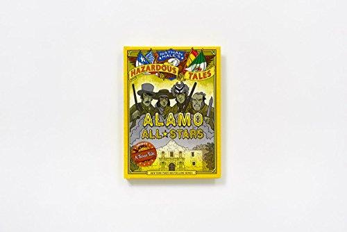 Alamo All-Stars (Nathan Hale's Hazardous Tales #6) by Amulet Books (Image #2)