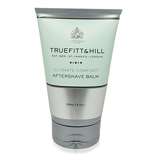 Truefitt & Hill Ultimate Comfort Aftershave Balm Travel Tube, 3.5 oz. by Truefitt & Hill by Truefitt & Hill
