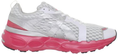 Puma White 900 Puma W Cushion Faas Teaberry Silver Womens Shoes r7gUqarw