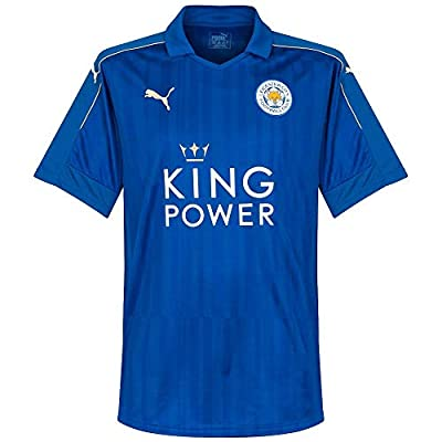 PUMA Leicester City Home Jersey [Blue]
