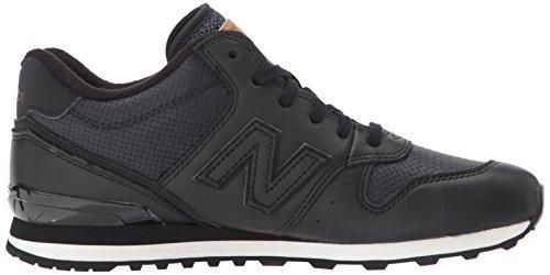 Women's New 696 Black Balance Sneaker v1 xwnRBw8