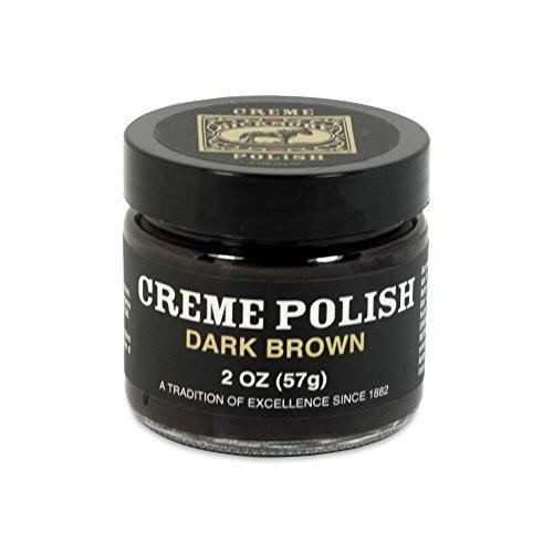 (Shoe Creme - Dark Brown)