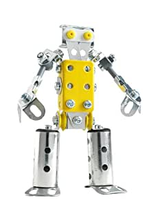 Meccano Mini Robots De Metal