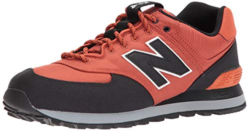 New Balance Men's 574v1 Sneaker, Warm Copper/Black, 13 D US