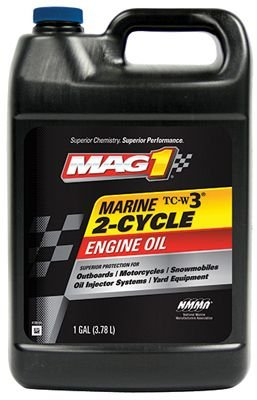 WARREN DISTRIBTUTIO MG06104P GAL TC-W3 2Cyc Oil