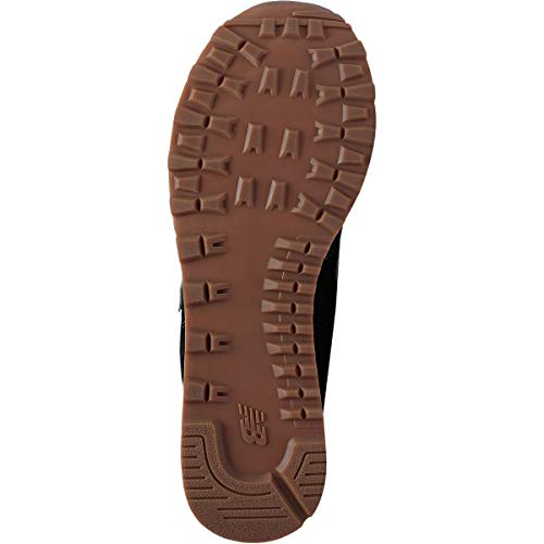 pour ML574 Chaussure Noir Balance New Homme 1wqxZf