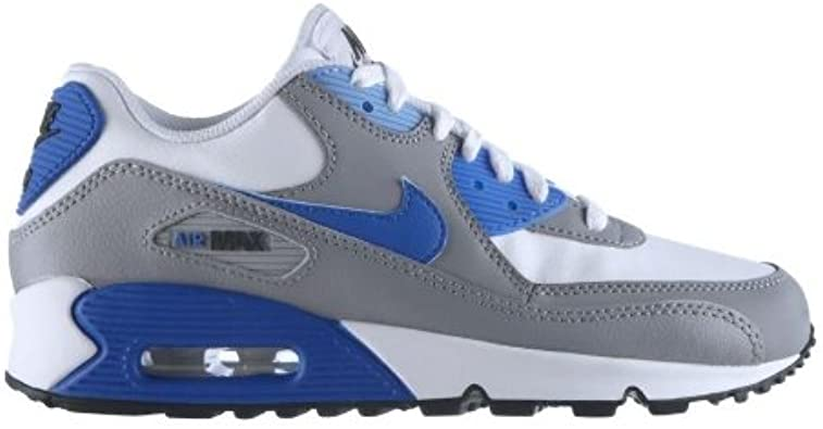 Nike Air Max 90 GS 307793135, Baskets Mode Enfant Taille