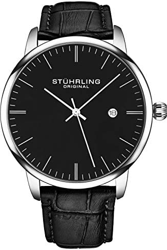 Stuhrling Original Watch Calfskin Leather product image