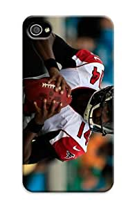 Case Cover For HTC One M8 Protective Case,Distinct Football Iphone 5/5S /Atlanta Falcons Designed Case Cover For HTC One M8 Hard Case/Nfl Hard Skin for Case Cover For HTC One M8