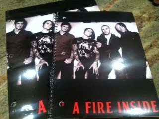 AFI / A Fire Inside / Collector