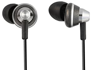 Panasonic RPHJE355K High Fidelity Ergo-Fit Inner Ear Earbud Black