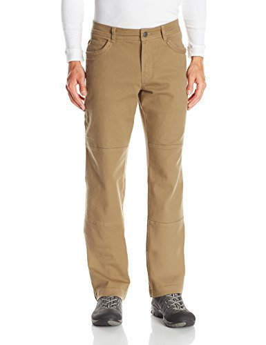 (Columbia Men's Log Splitter 5-Pocket Pant, Delta, 34x30)