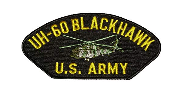 UH-60 BLACKHAWK HAT LAPEL PIN UP US ARMY VETERAN HELICOPTER USA PILOT WING GIFT