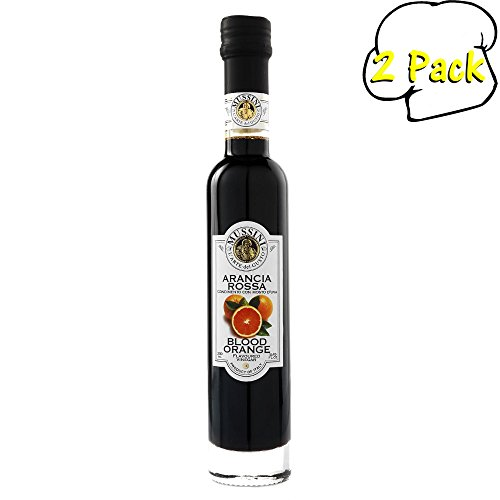 Blood Orange Wine Vinegar, 8.5 Ounces, Pack of 2