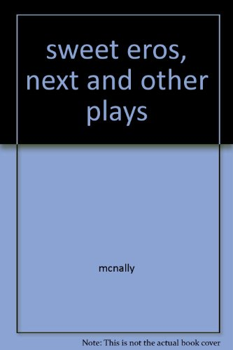 Sweet Eros, Next, and other plays (A Vintage - Ero Vintage