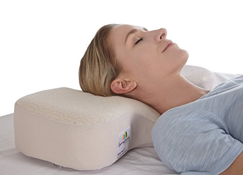 Dual-Plus-Ergonomic-Pillow-Durable-Orthopedic-Pillow-Cervical-Pillow-Supports-Curve-of-Cervical-Spine-Stable-Neck-Support-Pillow-Pillow-for-Neck-Pain-Recommended-Neck-Pillow-for-Sleeping