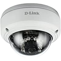 D-Link Vigilance Full-HD Dome Camera, White/Black (DCS-4602EV)