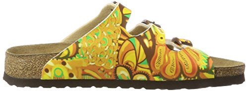 donna Papillio Gold 1006230 Wax African Gold Zoccoli xFqAW0nZqE