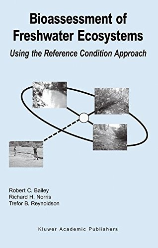 Download Bioassessment of Freshwater Ecosystems: Using the Reference Condition Approach Pdf
